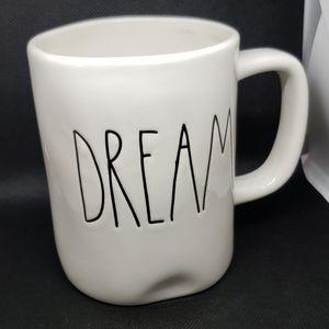 Rae Dunn DREAM  new mug